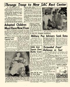 Pacific Stars and Stripes, August 20, 1956, Page 27
