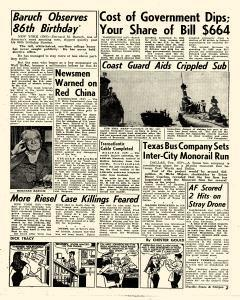 Pacific Stars and Stripes, August 20, 1956, Page 3