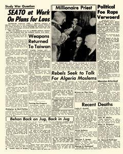 Pacific Stars and Stripes, March 23, 1961, Page 4