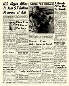 Pacific Stars and Stripes, March 23, 1961, Page 23