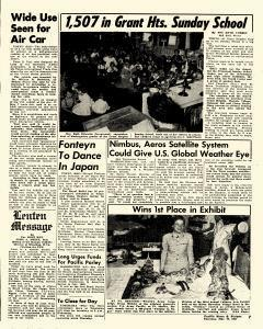 Pacific Stars and Stripes, March 23, 1961, Page 7