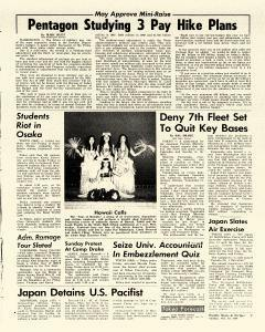 Pacific Stars and Stripes, October 19, 1969, Page 7