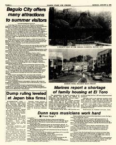 Pacific Stars and Stripes, August 06, 1978, Page 8