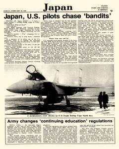 Pacific Stars and Stripes, February 26, 1982, Page 9