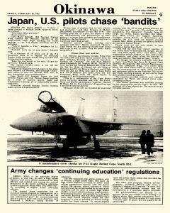 Pacific Stars and Stripes, February 26, 1982, Page 26