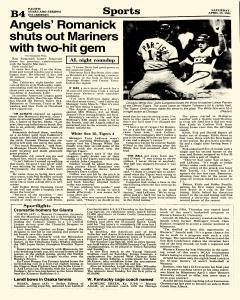 Pacific Stars and Stripes, April 19, 1986, Page 15