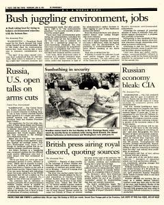 Pacific Stars and Stripes, June 10, 1992, Page 2