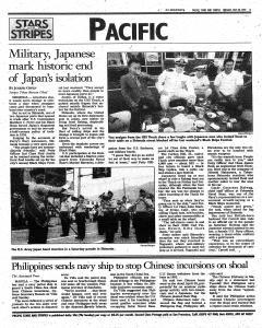 Pacific Stars and Stripes, May 20, 1997, Page 3