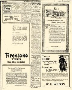 Lawrence Journal World newspaper archives