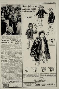 Sears Lawton Ok >> Lawton Constitution Newspaper Archives Oct 25 1972 P 9