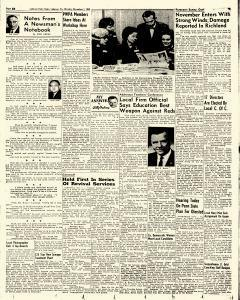 Lebanon Daily News newspaper archives