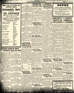 Lebanon Semi Weekly News newspaper archives