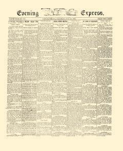 Lock Haven Express newspaper archives