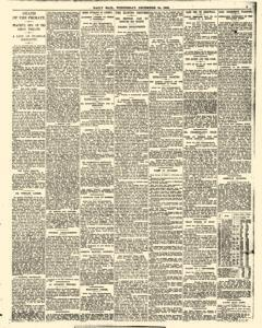 London Daily Mail Newspaper Archives, Dec 24, 1902, p  5