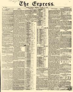 d86ed443ccc London Express Newspaper Archives, Oct 16, 1854
