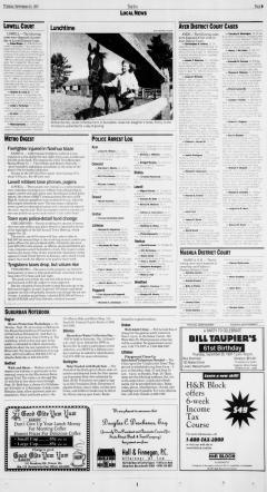 Lowell Sun Newspaper Archives Sep 23 1997 P 9