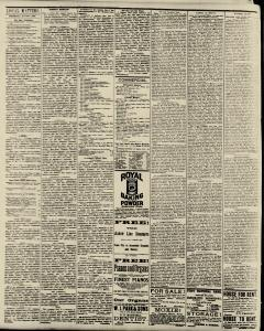 Madison Wisconsin State Journal Archives Aug 1 1889 P 4