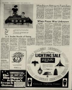 Big Dipper Keeping Watch Over Wingra >> Madison Wisconsin State Journal Archives Dec 22 1970 P 16