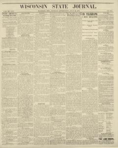 e34b36d5a0def Madison Wisconsin State Journal newspaper archives