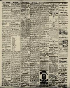Madison Wisconsin State Journal Archives, Jun 30, 1887, p  3