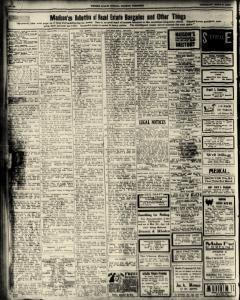 Big Dipper Keeping Watch Over Wingra >> Madison Wisconsin State Journal Archives Mar 26 1910 P 6