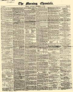Morning Chronicle ArchivesDec Newspaper Newspaper 151851 Morning Morning 151851 Chronicle ArchivesDec PkuOXZiT