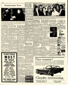 Morning Herald newspaper archives