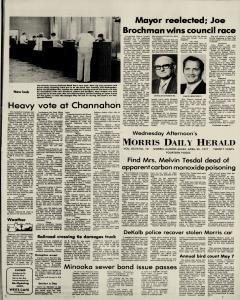 Morris Daily Herald Newspaper Archives, Apr 20, 1977
