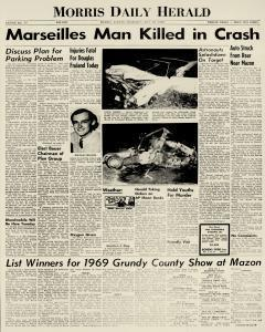 Morris Daily Herald Newspaper Archives, Jul 24, 1969