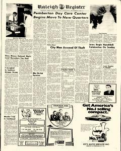 Raleigh Register Newspaper Archives, Dec 6, 1974, p  11