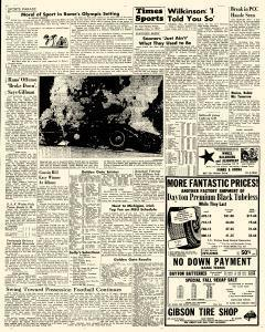 San Mateo Times newspaper archives