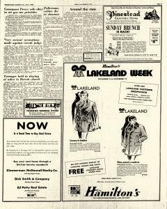 Traverse City Record Eagle newspaper archives