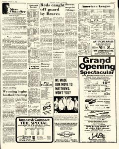 26b5c93685 Tucson Daily Citizen newspaper archives