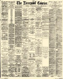 Liverpool Courier, January 04, 1897, Page 1