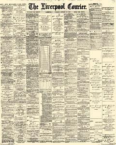 Liverpool Courier, January 12, 1897, Page 1