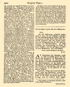 Aberdeen Magazine or Universal Repository, November 01, 1796, Page 10