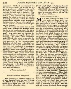 Aberdeen Magazine or Universal Repository, November 01, 1796, Page 20