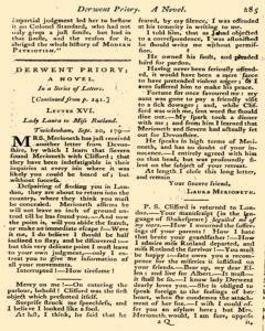 Aberdeen Magazine or Universal Repository, June 01, 1797, Page 25