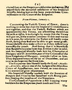 Abstract of Some Special Foreign Occurences, January 27, 1825, Page 9