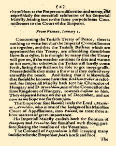 Abstract of Some Special Foreign Occurences, January 27, 1825, Page 11
