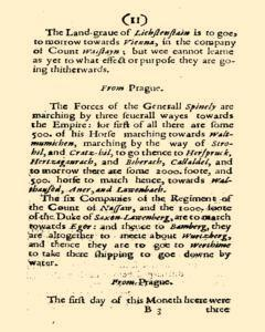 Abstract of Some Special Foreign Occurences, January 27, 1825, Page 16