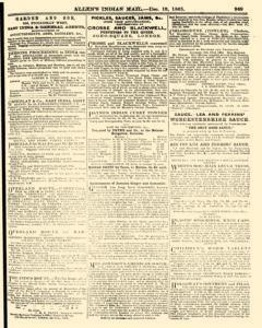 Allens Indian Mail