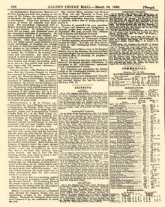 Allens Indian Mail, March 26, 1866, Page 6