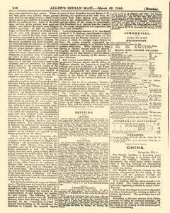 Allens Indian Mail, March 26, 1866, Page 8
