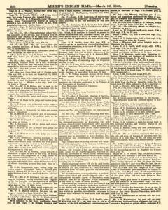 Allens Indian Mail, March 26, 1866, Page 12