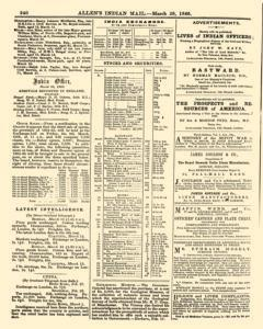 Allens Indian Mail, March 26, 1866, Page 20