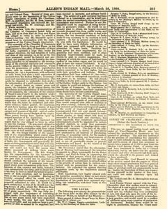 Allens Indian Mail, March 26, 1866, Page 17