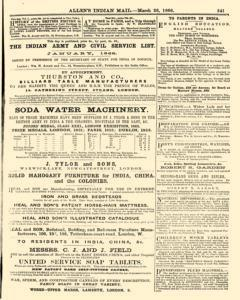 Allens Indian Mail, March 26, 1866, Page 21