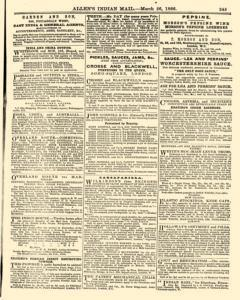 Allens Indian Mail, March 26, 1866, Page 23