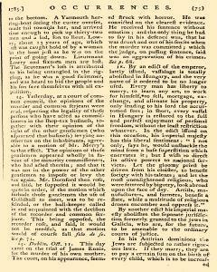 Annual Register, January 01, 1785, Page 166